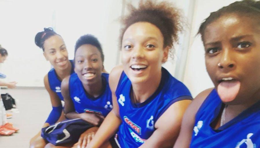 Le pantere nere della pallavolo femminile: il volto della nuova Italia più unita