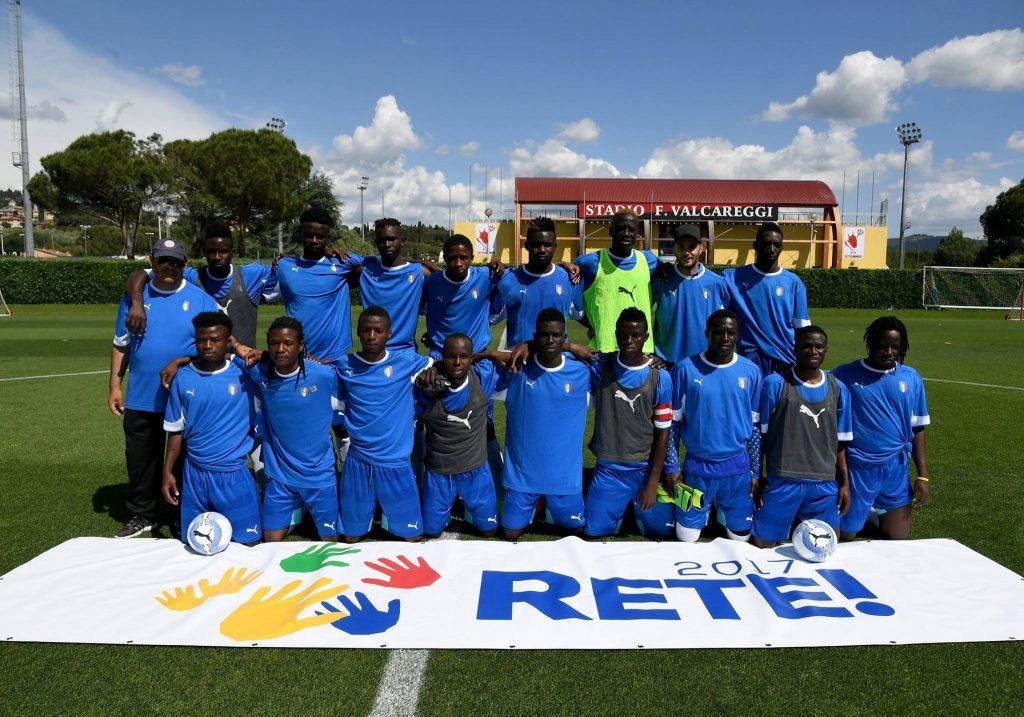 Calcio 'senza frontiere': protocollo d'intesa per l'inclusione dei giovani immigrati