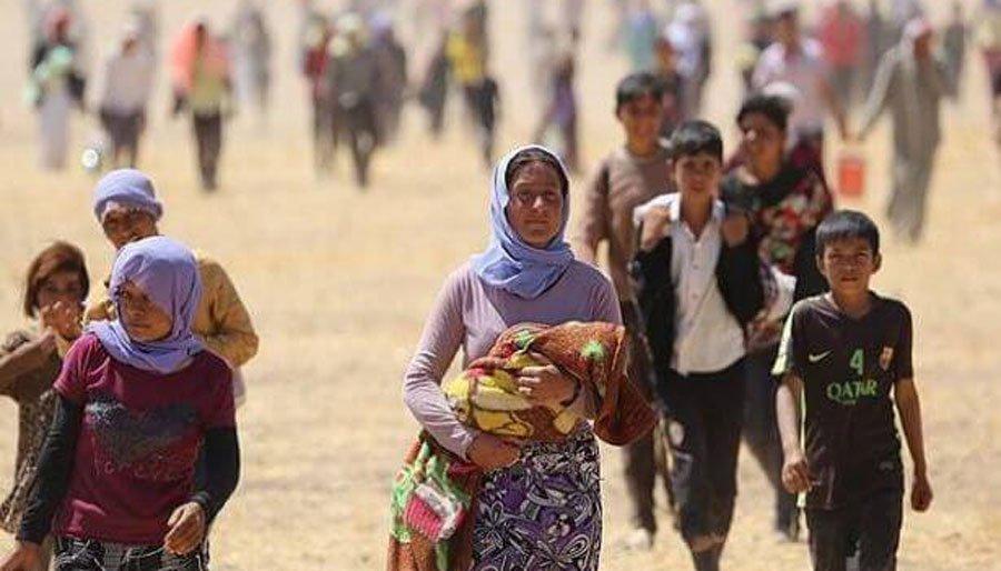 Iraq, si lavora per garantire 'un rientro volontario, sicuro e sostenibile degli sfollati'