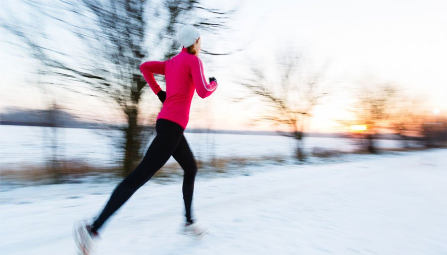 Correre in inverno: consigli e trucchi per allenarsi anche col freddo