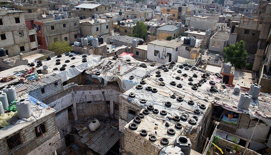 Shatila, ecco qual è la situazione del campo profughi libanese