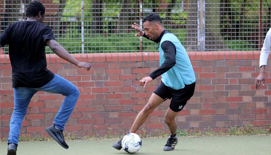 I rifugiati sempre più protagonisti nel calcio inglese